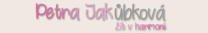 Petra Jakůbková | Masáže | Pilates | SM Systém | Metoda RUŠ | Uherské Hradiště | Staré Město
